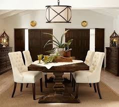 pottery barn round table home design on best supeb banks extending dining table pottery barn my