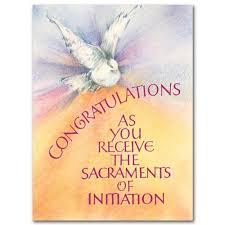 Rcia Congratulations Card The Catholic Company