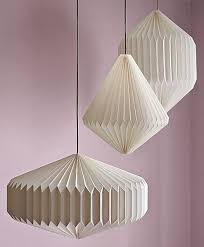 Origami Lamp Shades Lamps Lighting Let There Be 15