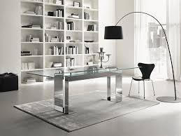 glass home office desks. modren desks full size of furnitureglass computer table glass top office desk modern   for home desks