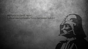 Darth Vader Quotes Interesting Quote Darth Vader Star Wars Wallpapers HD Desktop And Mobile