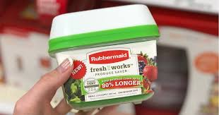 high value 3 1 rubbermaid freshworks produce saver only 1 29 at target hip2save