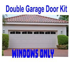 single garage doors windows. Carriage House Style Vinyl Garage Door Decal Kit Faux Windows \u0026 Hardware Ver 3 - Square $39 | And Outside Pinterest Window, Single Doors O