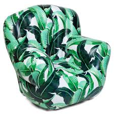 inflatable furniture. inflatable chair banana palm furniture