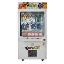 Key Master Vending Machine Game Custom China Key Master Gift Vending Machine Mini Toy Claw Crane Crane Claw