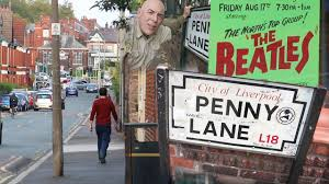 A Stroll Down Penny Lane, Liverpool - A Guided Tour by Glenn Campbell -  YouTube