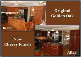 Restain Oak Kitchen Cabinets New White Kitchen Cabinets Kitchen Interior Design Pinterest