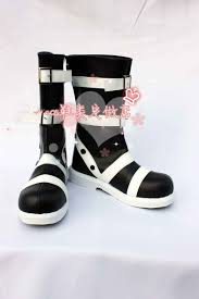 Shoes Of Soul Size Chart Anime Soul Eater Maka Albarn Cosplay Boots Costume Shoes Custom Made Halloween Free Shipping