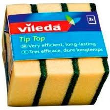 <b>Губка vileda TipTop</b> 3шт 106067