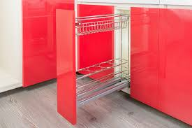5 Types Of Baskets To Organise Kitchen Cabinets Home Decor Singapore