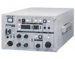 sony ccu tx50p u ccu tx50 ccutx50 camera control unit for use sony ccu tx50p u ccu tx50 ccutx50 camera control