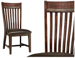 hayden dining room furniture slat back side chair by intercon mikes furniture