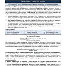 Logistics Manager Resume 9 Logistics Manager Resume Format Logistics