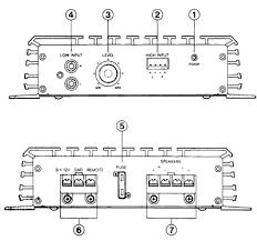 2 channel car amp wiring diagram 2 image wiring amazon com pyle plmra120 240 watt 2 channel waterproof marine car on 2 channel car amp