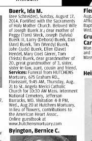 2014-08-19--Ida Schneider Buerk obit in St. Louis Post Dispatch -  Newspapers.com