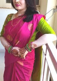 Green Saree With Pink Blouse Design Pin By R Gandhimathi Rajamani On Blouse Blouses Pink Saree