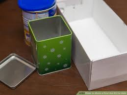 image titled make a first aid kit for kids step 1