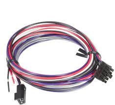 auto meter temperature gauge wiring harness 5226 o'reilly auto parts Auto Meter Fuel Gauge Wiring at Autometer Gauge Wiring Harness