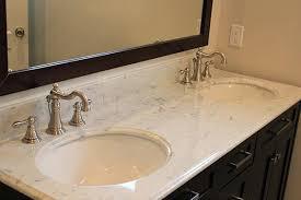 marble bathroom countertops mc carthy contractors inc inside granite countertop prepare 17