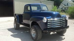 PROJECT: 1950 Chevy 3/4T 4x4... new member - Page 7 - The 1947 ...