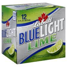 Labatt Blue Light Nutritional Information Labatt Blue Light Lime Beer 12pk 12oz Bottles Products