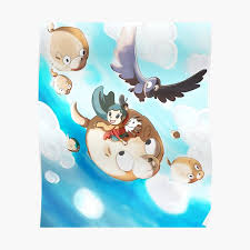 Hilda The Series Posters   Redbubble