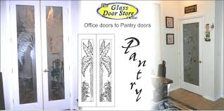 etched glass designs for shower doors frosted pantry door australia or sandblasted etched glass door