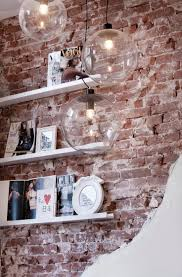 Exposed Brick Wall Best 20 Brick Wall Bedroom Ideas On Pinterest Industrial