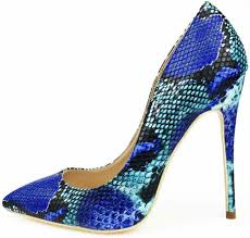 Snake Design Shoes Details About High Heel Faux Snake Print Women Shoe Snake Wedding Sexy Pumps Style Size 9