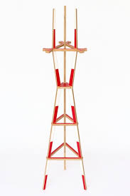 Sutro Tower Coat Rack SUTRO godar furniture 1