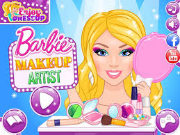 barbie makeup artist games for s to play