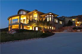 Craftsman Style House Plans For Mountain Home  LuxihomeLuxury Mountain Home Floor Plans