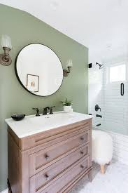 bathroom colors green. Green And Brown Bathroom Colors