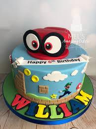 Uploaded by birthday under birthday 1051 views . Super Mario Themed Cake Mel S Amazing Cakes
