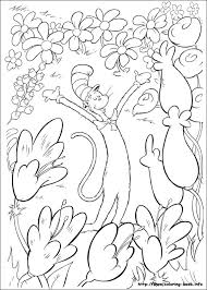 Small Picture Cat in The Hat Coloring Pages Bestofcoloringcom
