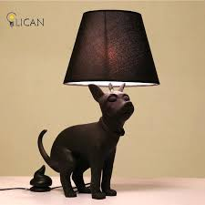 table lamp animal table lamps animal base table lamps