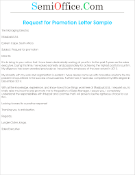 requesting a promotion letter promotion reference letter gallery format examples striking best