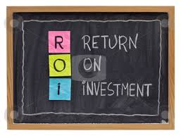 Image result for return on investment money