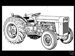 massey ferguson mf to35 to 35 tractor parts manual set for massey ferguson mf to35 to 35 tractor parts manual set
