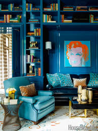Peacock Color Living Room Bookshelf Decorating Ideas Unique Bookshelf Decor Ideas