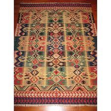 turkish kilim rug 1940