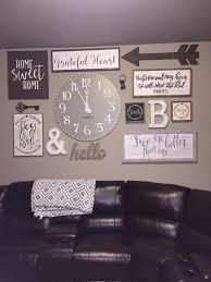 best 25 rustic gallery wall ideas on family