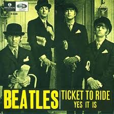 ticket to ride the beatles bible