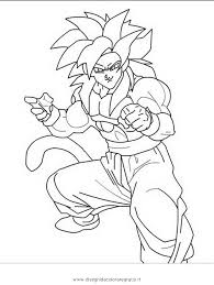 Small Picture Dragon Ball Z Kai Coloring Pages Super Saiyan Coloring Pages
