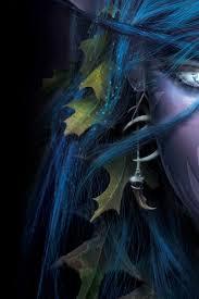 world of warcraft night elf tyrande whisperwind hd wallpapers