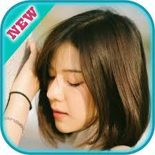 Short Haircuts Changer For Women Aplikácie V Službe Google Play