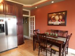 Paint For Kitchen Walls Benjamin Moore Audubon Russet This Is Actually My Kitchen Our
