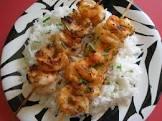 5 minute thai shrimp satay