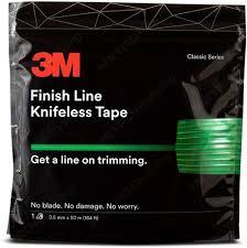 3m Design Line Vs Finish Line 3m Knifeless Finish Line Vinyl Wrap Cutting Tape 50 Meter Roll 164 Ft For Stripes And More