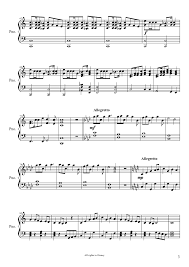 The arrangement code for the composition is pvgrhm. Sheet Music For Piano Musescore Induced Info